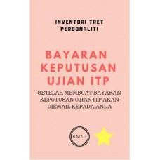 Bayaran Keputusan Ujian ITP-1