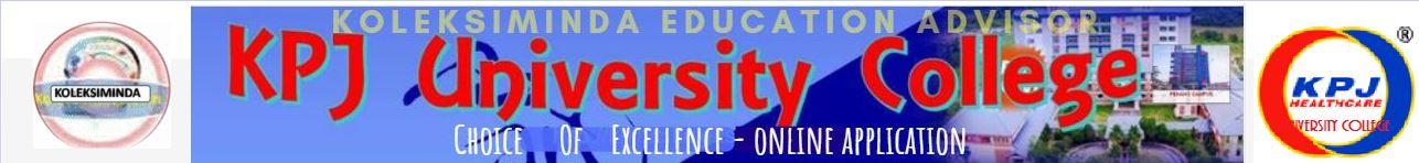 Koleksiminda  l Penasihat Pendidikan KPJUC- Online Application